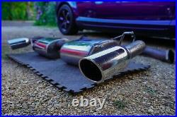 02-08 Mazda RX-8 Racing Beat Stainless Steel Exhaust S1 Muffler Back box