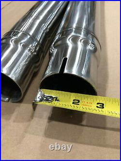 05-10 FOR Dodge Charger RT Exhaust System Stainless Steel RACE Cat-back With TIPS