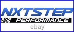 2011-14 Ford Mustang GT V8 5.0L NXT Step Performance Axle Back Race Exhaust