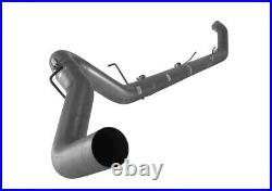 5 Downpipe Back 5 RACE EXHAUST Dodge RAM 6.7 13-18 compare flopro