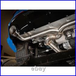 BMW M135i (F40) GPF Back Race Box Delete (Non-Valved) Cobra Sport Exhaust BM121