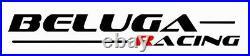 Beluga Racing Performance Axle Back Exhaust for 17 20 Infiniti Q60 3.0L 2.0L