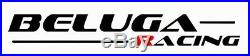 Beluga Racing Performance Axle Back Exhaust for Infiniti G37x & Q60 3.7L Coupes