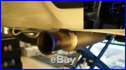 Buddy Club Racing Spec Titanium Cat-Back Exhaust System For 2015+ Honda Fit