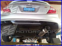 Civic Si 2012 2013 k24 12 13 Sedan 70mm Tsudo S2 Racing Cat back Exhaust muffler