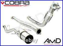 Cobra Fits Subaru Impreza WRX STi 3 Race Full Exhaust Sport Cat Non Res SB30B