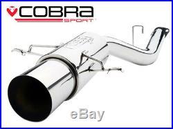 Cobra Sport 2.5 Back Box Race Type For Subaru Impreza GD, GG (01-07)