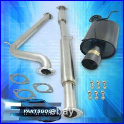 For 00-05 Eclipse 3G 3.0L V6 Performance Catback Exhaust System + 4 Muffler Tip