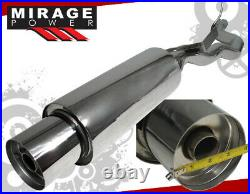 For 95-03 Chevy Cavalier/Pontiac Sunfire 2.2L Catback Exhaust System With 4 Tip