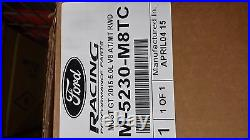 Ford Racing 2015+ Mustang 5.0 V8 Axle Back Exhaust, Touring, Polished M-5230-m8tc