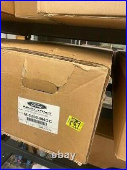 Ford Racing Exhaust System m-5200-M4GC 2015 2.3L Global Cat Back System