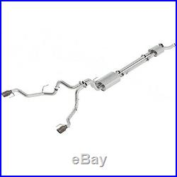Ford Racing M-5200-F15RSCF Sport Cat-Back Exhaust System Fits 17-18 F-150