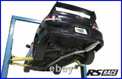 Greddy RS Race 3.15 Cat-Back Exhaust for 03-06 Lancer Evolution EVO VIII IX