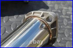 Invidia N1 Race Series 3 Cat-Back Exhaust System Subaru Impreza WRX/STi 02-07