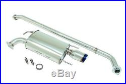 MEGAN RACING OE RS CAT BACK EXHAUST With BURNT ROLLED TIP FOR 12-14 CAMRY 2.5L