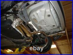 Megan Racing Axle Back Exhaust for Toyota Celica 00-06
