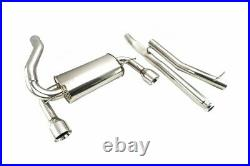 Megan Racing Cat-Back Exhaust System For Ford Focus RS Only 16+ MR-CBS-FF16RS