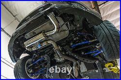 Megan Racing Stainless Steel Axle back Exhaust Fits Mazda MX-5 Miata 16-17
