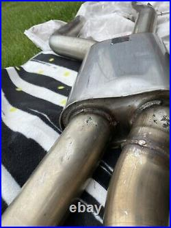 Milltek BMW M2 Competition Exhaust RACE System GPF Back Cerakote Black Tips