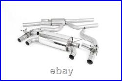 Milltek BMW M2 Competition Exhaust RACE System GPF Back Polished Tips SSXBM1086