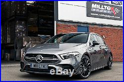 Milltek Mercedes A35 AMG 2.0T Exhaust GPF Back RACE System NON VALVE 3 SSXMZ130