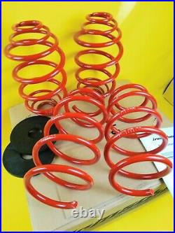 New Irmscher Opel Astra H Set Springs Front+Rear Low Lowering Spring