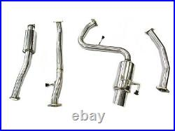 OBX Racing Sports Cat-Back Exhaust System for 2016-2021 Honda Civic 1.5T / 2.0L