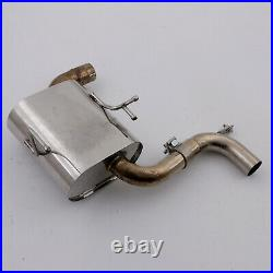 Rd794 Cat Back Race Performance Exhaust System For Mini R53 Cooper S 1.6 00-06