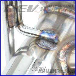 Rev9 RACE SPEC Axle-Back Dual Tone Exhaust Kit for Ferrari 488 GTB Spider 15-20