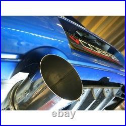 SC01y Cobra sport for Subaru Impreza Turbo 93-00 Rear Box Race type
