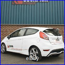 Scorpion Turbo Back Exhaust Fiesta ST180 & ST200 3 Inc Sports Cat Non Res RACE