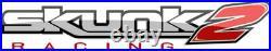 Skunk2 Racing Mega Power Cat Back Exhaust System 1993-1997 Honda Del Sol VTEC Si