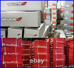 Skunk2 Racing Mega Power Cat Back Exhaust System 1997-2001 Honda Prelude Base
