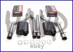 Stainless 3 Cat Back Exhaust 05-10 Magnum/Charger/300 SRT8 6.1L Flowmaster Muf