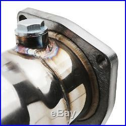 Stainless Turbo Back De Cat Bypass Race Exhaust System For Porsche 911 997 04-12