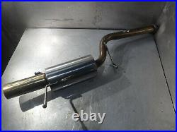 Subaru Impreza Turbo 2000 GC8 V1-6 93-2001 Stainless Exhaust Racing Back Box
