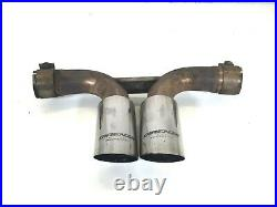 Used Direnza Cooper S Stainless Cat Back Race Exhaust System R52 R53